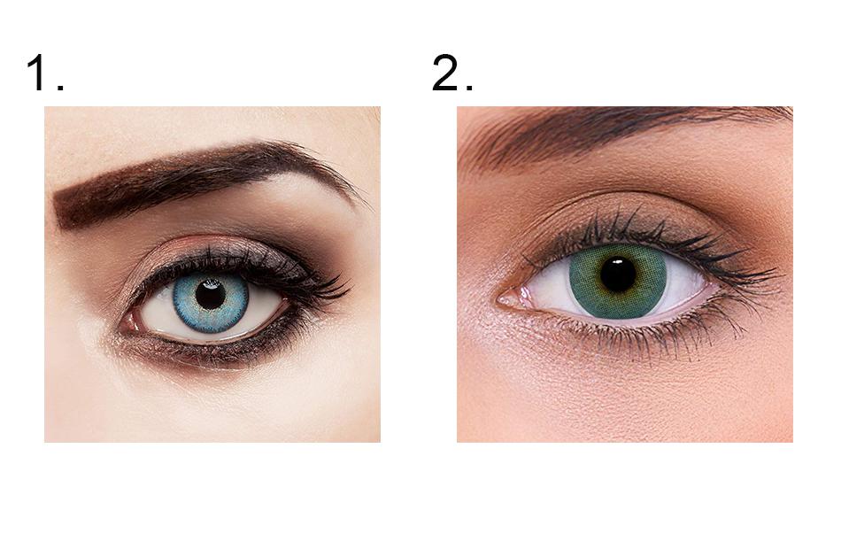wo zu kaufen Einkaufen beste Angebote für Farbige Kontaktlinsen: Darauf solltest du achten