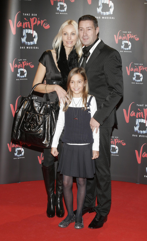 Joachim Llambi Familie
