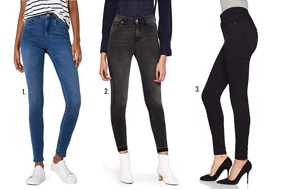 Knackiger Po ohne Sport: Diese Jeans zaubern dir einen