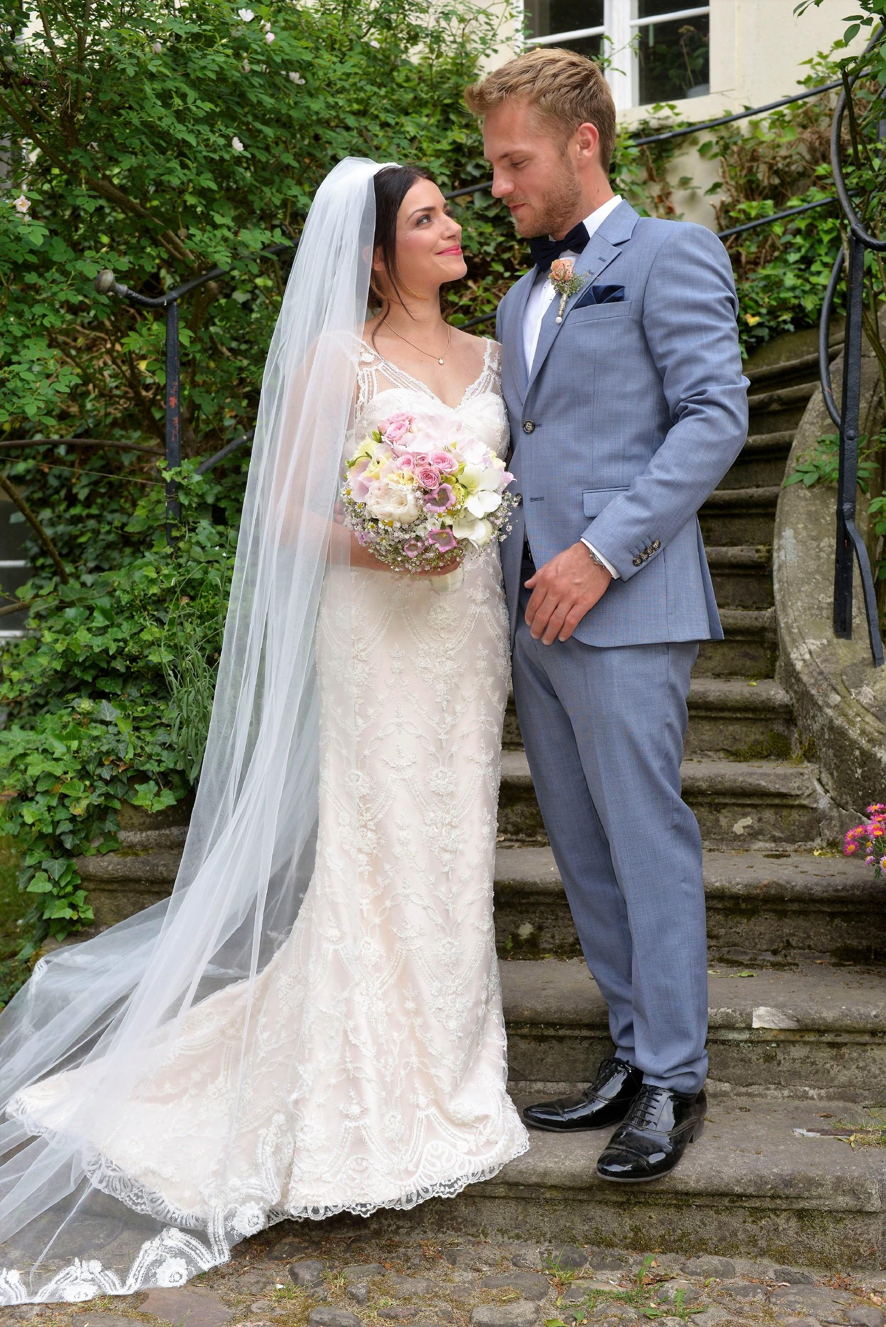 Neue GZSZ-Braut: Das sagt Valentina Pahde dazu