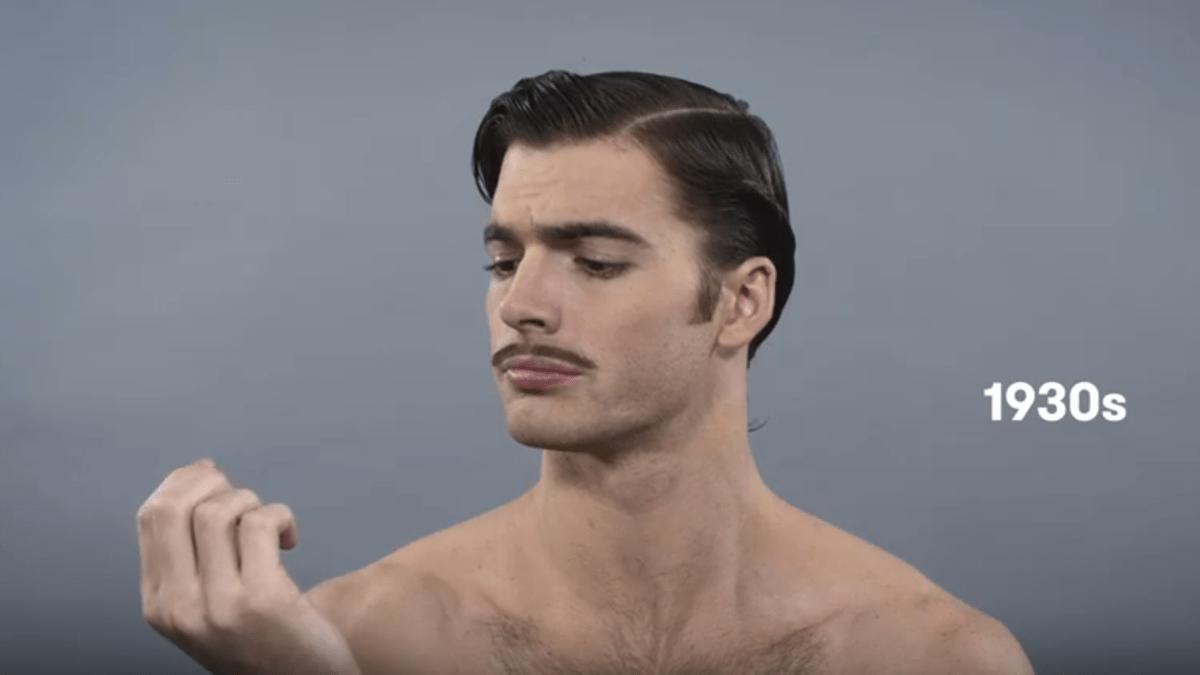 Video: Die Männerfrisuren-Trends der letzten 21 Jahre | OK ...