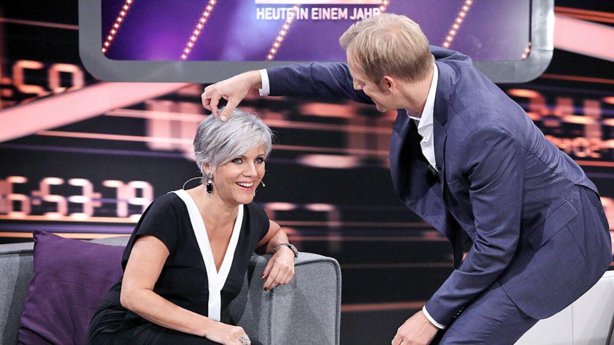 Birgit Schrowange So Sieht Sie Ohne Perücke Aus