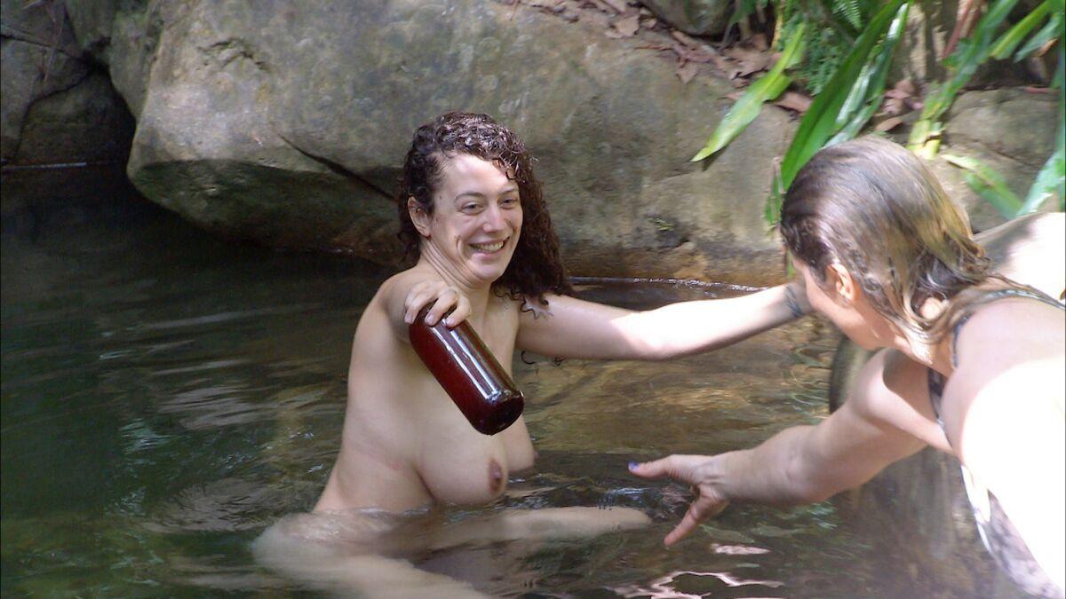 Dschungelcamp nackt bilder