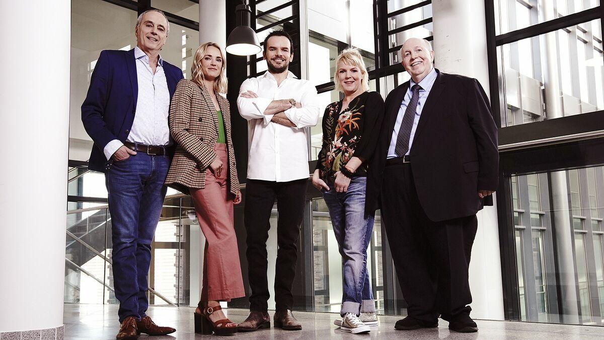 Neue Jury Grill Den Henssler